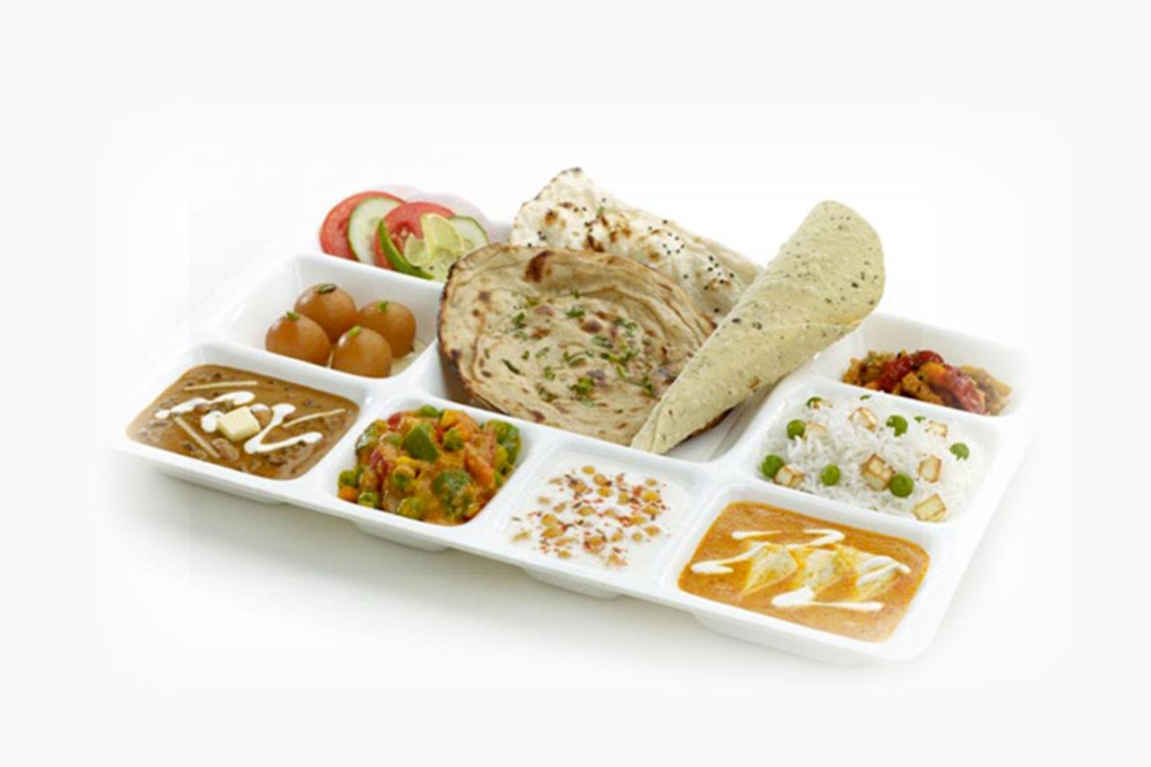 Punjabi Thali Dlx